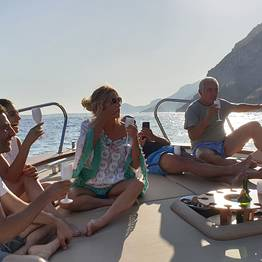 MBS Blu Charter - Capri Blu Tour Premium: gita in barca (max 7 persone)