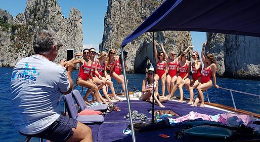 MBS Blu Charter - Special Capri Blue Grotto Boat Tour from Sorrento