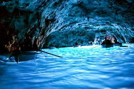 Capri: tour in barca da Sorrento, con Grotta Azzurra