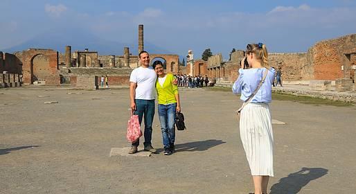 Travel Etc  - Pompei e Vesuvio tour da Sorrento con biglietti inclusi