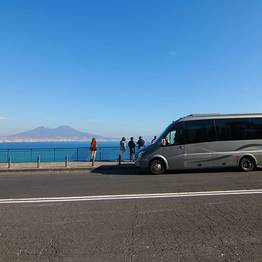 Travel Etc  - Naples Sightseeing Tour with Local Guide from Sorrento