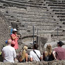 Travel Etc  - Skip-the-line Pompeii & Vesuvius Tour from Positano