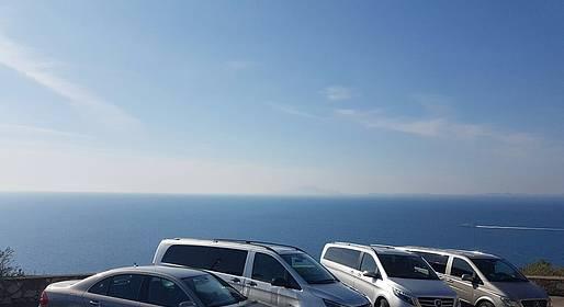 Astarita Car Service - Private Transfer Rome - Positano with stop Pompeii