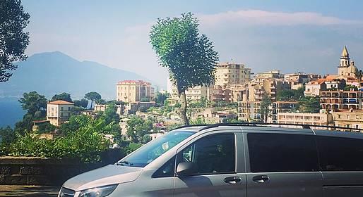 Astarita Car Service - Sharing Day Tour from Positano to Sassi of Matera
