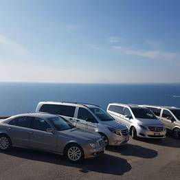 Astarita Car Service - Private Transfer from Rome to Praiano or vice versa