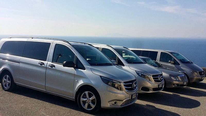 Private Transfer from Rome to Praiano or vice versa