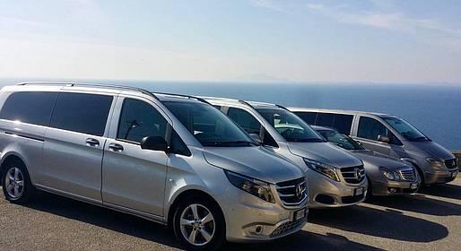 Astarita Car Service - Private Transfer Naples - Praiano with Pompeii Stop