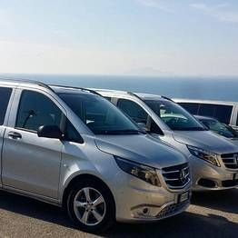Astarita Car Service - Private Transfer from Naples to Praiano +return journey