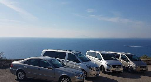Astarita Car Service - Private Transfer Rome - Praiano with stop Pompeii