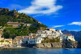 Costiera Amalfitana: tour in barca da Sorrento