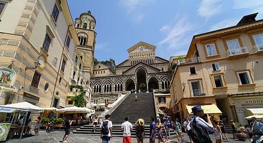 Travel Etc  - Small-group Bus Tour of the Amalfi Coast from Positano