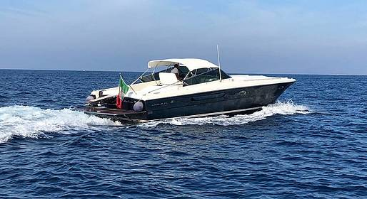 Ischia Charter Giosymar - Private Transfer: Amalfi Coast to Ischia or vice versa