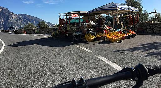 Enjoy Bike Sorrento - Bike Tour: Sorrento - Positano - Sorrento (40 km)