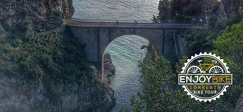 Bike Tour Sorrento To Amalfi 60km From Sorrento By