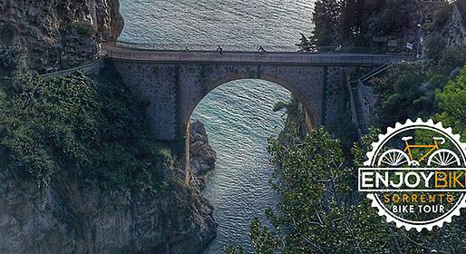 Enjoy Bike Sorrento - Bike Tour: Sorrento - Amalfi Coast - Sorrento (60km)