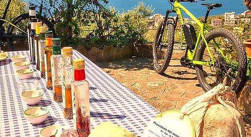 Enjoy Bike Sorrento - E-bike Tour and Tasting on the Sorrentine Peninsula