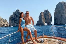 Capri: luxury tour in barca privata