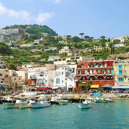 Positano Luxury Boats  - Marina Grande, Capri