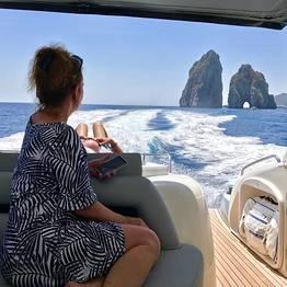 Positano Luxury Boats  - Private Boat Tour of Capri and the Amalfi Coast
