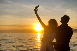 Selfie Sunset Tour Experience - Privato