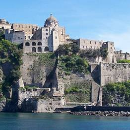 Positano Luxury Boats  - Castello Aragonese