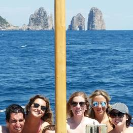 Capri Blue Wave - Tour in barca di Capri