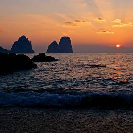 Capri Blue Wave - Giro dell'isola in barca + apertivo al tramonto