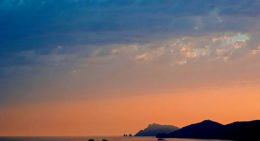 CF Rent - Sunset Sail along the Amalfi Coast