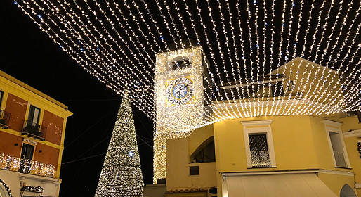 Capri Online - New Year's Eve 2019 in the Piazzetta