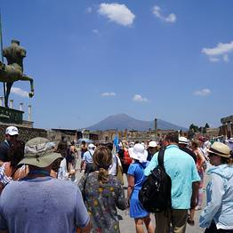 Travel Etc  - Pompei Walking Tour with Priority Admission Ticket