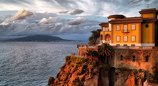Star Cars - Private Transfer: Naples to Sorrento (or vice versa)
