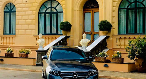 Star Cars - Private Transfer: Naples to Rome (or vice versa)