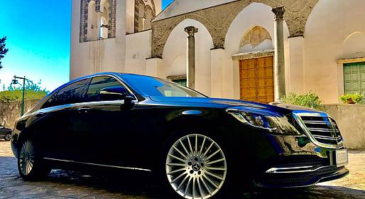 Star Cars - Transfer Napoli - Sorrento con stop a Pompei o Ercolano