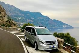 Transfer Rome - Amalfi Coast w/ Pompeii or Herculaneum