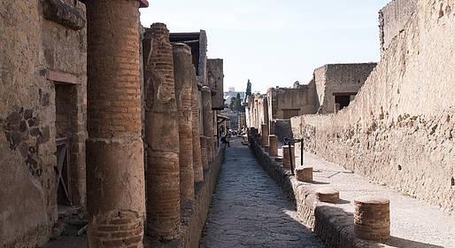 Star Cars - Transfer da Roma a Positano + Pompei o Ercolano