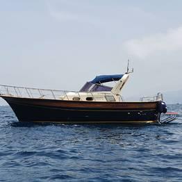 Capri Whales - Tour in barca su gozzo Aprea Mare 32