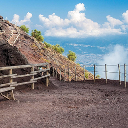 HP Travel - Pompei e Vesuvio, tour semi-privato da Napoli