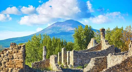 HP Travel - Pompei e Vesuvio, tour semi-privato da Napoli