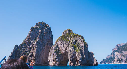 HP Travel - Capri and Anacapri: Guided Tour from Rome