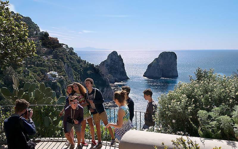 Capri and Anacapri Tour + The Faraglioni. From: Capri - 2020