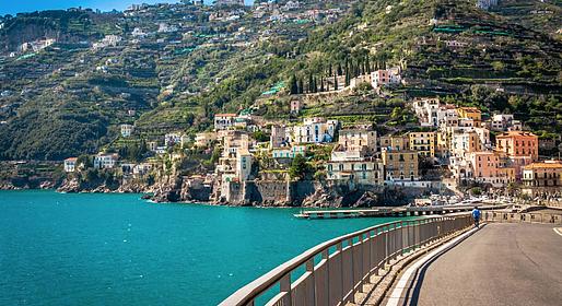 HP Travel - Amalfi Coast: Bus Tour from Naples