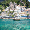 HP Travel - Amalfi Coast and Sorrento: Boat Tour from Capri