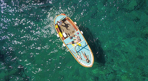 Capri Blue Wave - Escursione in barca a Capri e Positano