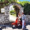 La Giuliva - Photo Tour via Iconic Fiat 500