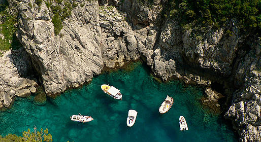 Gianni's Boat - Swim and sun, Relax and fun: 3 ore tour di gruppo Capri