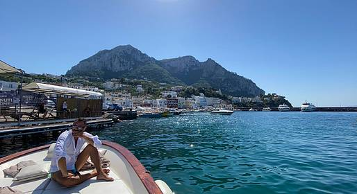 HP Travel - La dolce vita: tour in barca a Capri