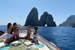 La Dolce Vita: Capri Boat Tour