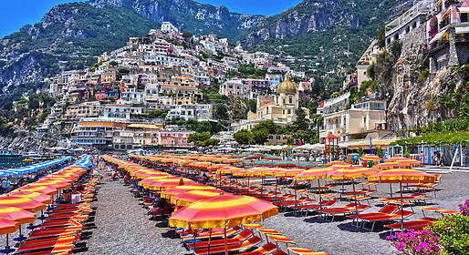 Top Excursion Sorrento - Pompeii, Sorrento, and Positano Driving Tour from Rome