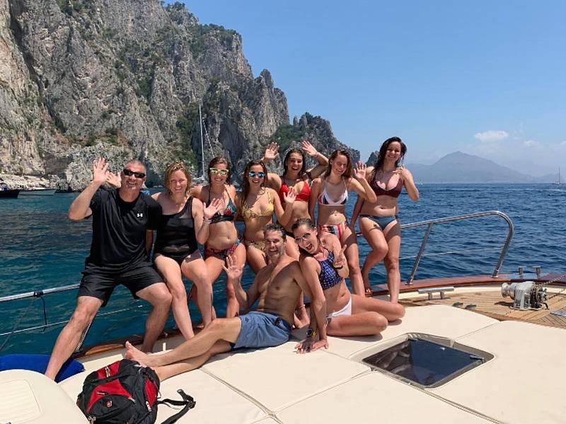 Amalfi Coast: Private 4-Hour Boat Tour. From: Positano ...