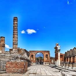 Buyourtour - Tour Guidato di Pompei Salta Fila con Pranzo